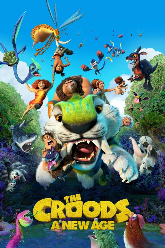 The Croods II: A New Age
