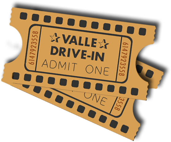 Valle Drive-In Tickets