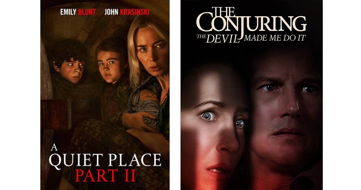 A Quiet Place II / The Conjuring 3