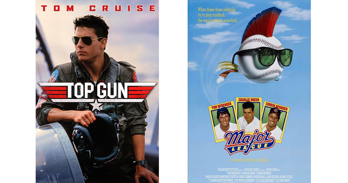 Top Gun and Major League