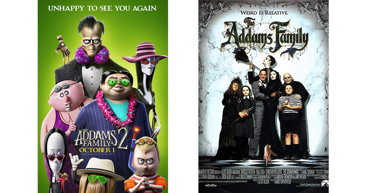 The Addams Family 2 and 1991