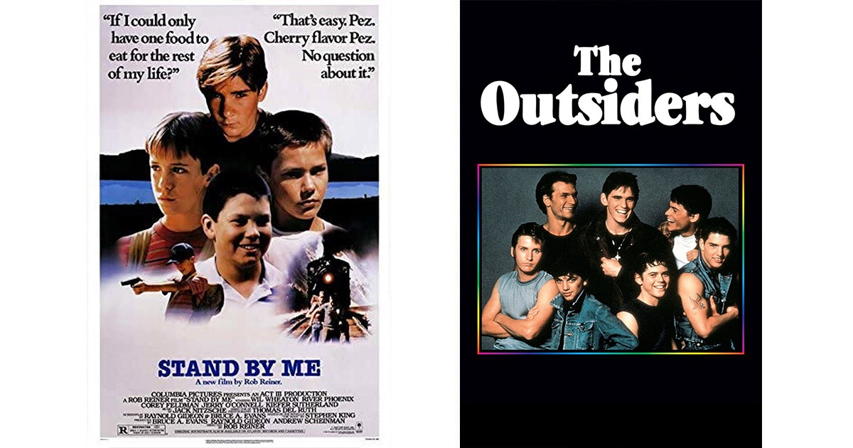 Stand by Me - The Outsiders
