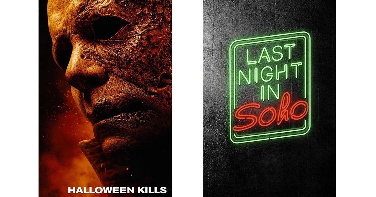 Halloween Kills - Last Night in Soho