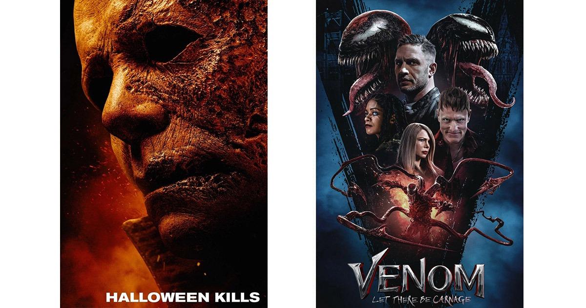 Halloween Kills and Venom